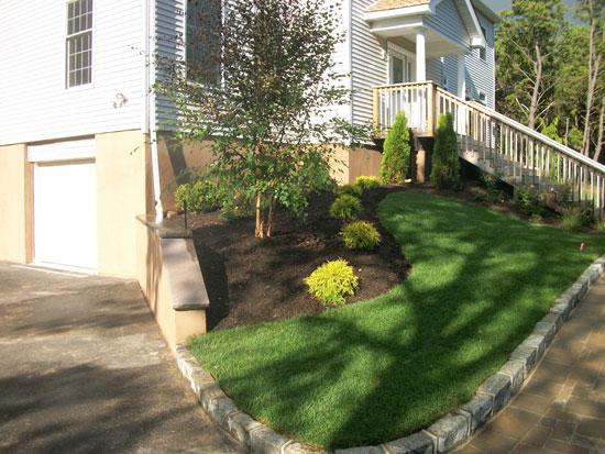 Front Yard Design Plans