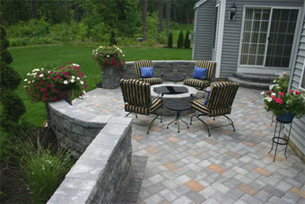 Beau Southampton Long Island Home And Businesses Owners Can Depend On Hamptons  Masonry Design For All Their Custom Stone Paver Patio Installation And  Masonry ...